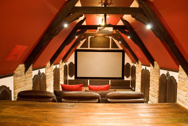Home Theater, Crecer Designs 1