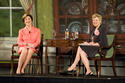 Laura Bush & Cokie Roberts ABC News